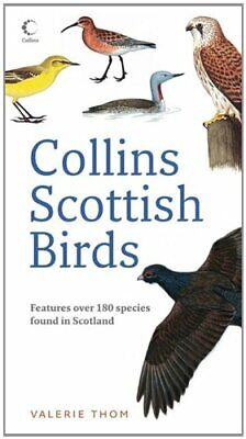 Collins Scottish Birds By Thom, Valerie Paperback Book The Cheap Fast Free Post • 14.99£