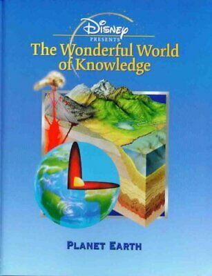 £8.49 • Buy Disney Presents The Wonderful World Of Knowledge PLANET EARTH Book The Cheap