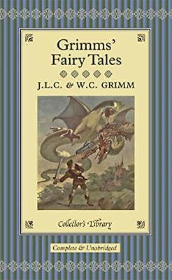 £3.76 • Buy Grimms' Fairy Tales (Collector's Library) By Grimm, Brothers Hardback Book The