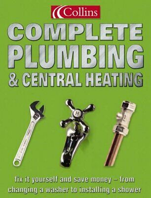 £10.09 • Buy Collins Complete Plumbing And Central Heating By Day, David Paperback Book The