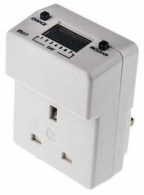 Theben / Timeguard Digital Electric Timer Switch 3-Pin BS 1363 1000h • 82.16£
