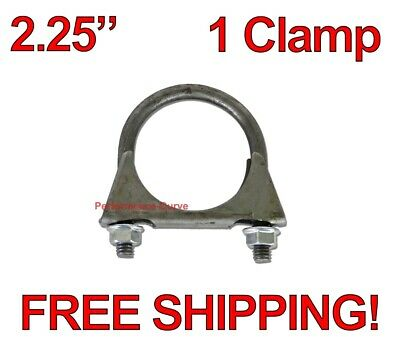 "5//16/"" Rod 3/"" Exhaust U-Bolt Clamp Standard Duty Saddle Style"