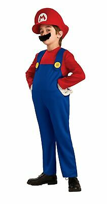 $24.99 • Buy Super Mario Brothers, Deluxe Mario Costume, Large