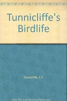 Tunnicliffe's Birdlife By Tunnicliffe, C. F. Paperback Book The Cheap Fast Free • 7.99£