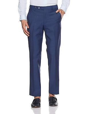 $ CDN42.10 • Buy Men'S Slim Fit Formal Business Dress Smooth Suits Formal Trousers Pants