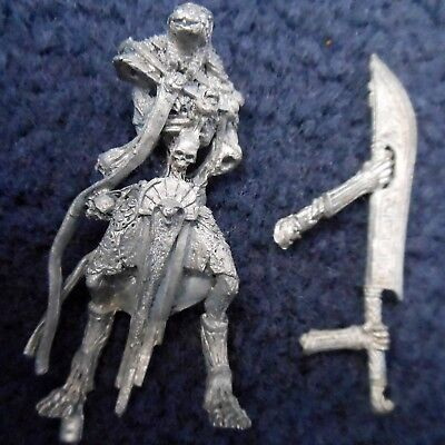 2002 Undead Ushabti With Ritual Blade 1 Games Workshop Warhammer Army Tomb Kings • 60£
