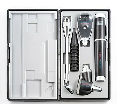 Ophthalmoscope And Otoscope - Sigma Lance's Vision Series - Doctor, Medical, ENT • 119.99£