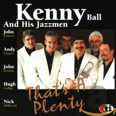 £7.53 • Buy Kenny Ball - That's A Plenty - Kenny Ball CD 8LVG The Cheap Fast Free Post The