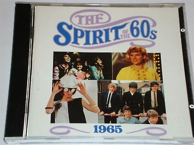 Time Life Music Spirit Of The 60's Greatest Hits Of 1965 - TL53104 CD Album • 9.99£