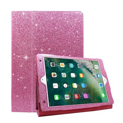 £7.45 • Buy New Smart Magnetic Leather Stand Case Cover Glitter Bling Case IPad Mini Air 9.7
