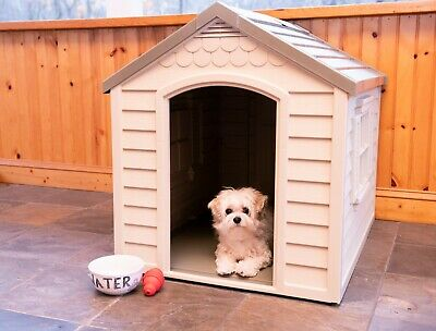 $119.99 • Buy Dog House For Extra Large Breed Outside Weatherproof Outdoor Indoor Durable Home