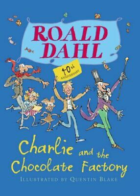 £4.49 • Buy Charlie And The Chocolate Factory (Colour Edition) By Dahl, Roald Hardback Book