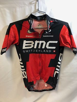 Pearl Izumi BMC Team Apparel Speed Mesh Jersey Med M 2016 Cycling Bicycle • 54.99$
