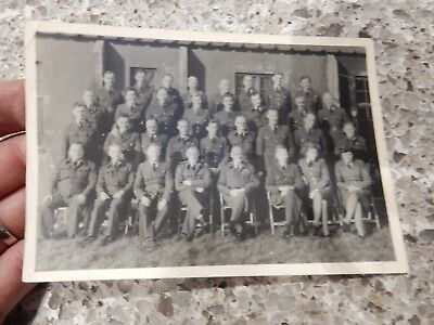 WW2 A BASE SOMEWHERE IN ENGLAND FITTERs ETC RAF Mainly Sgts Named To Research  • 34.99£