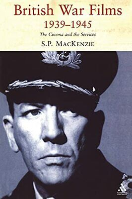 £8.49 • Buy British War Films, 1939-1945: The Cinema And The... By Mackenzie, Paul Paperback