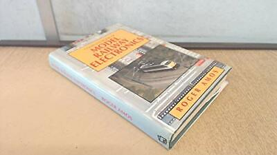 Complete Book Of Model Railway Electronics By Amos, Roger Hardback Book The • 5.99£