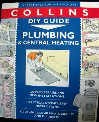 £5.59 • Buy Plumbing And Central Heating (Collins DIY Guides) By Day, David Paperback Book