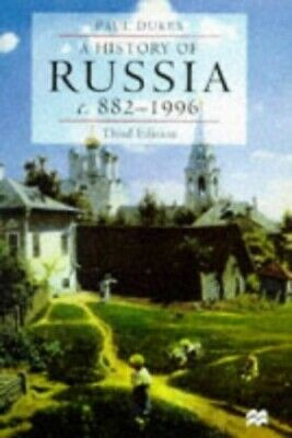 £4.49 • Buy A History Of Russia: Medieval, Modern, Contemporary C.... By Dukes, P. Paperback