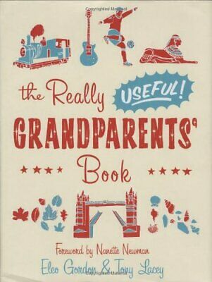 £4.49 • Buy The Really Useful Grandparents' Book By Lacey, Tony Hardback Book The Cheap Fast