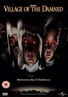 £3.49 • Buy Village Of The Damned [DVD] - DVD  3UVG The Cheap Fast Free Post