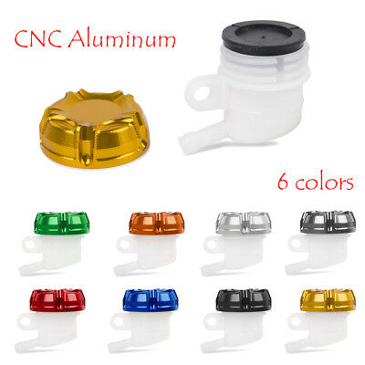$14.99 • Buy Motorcycle CNC Oil Filter Rear Brake Master Cylinder Fluid Reservoir Oil Cup