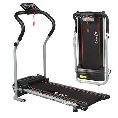 AU240.95 • Buy Everfit Home Electric Treadmill - Black
