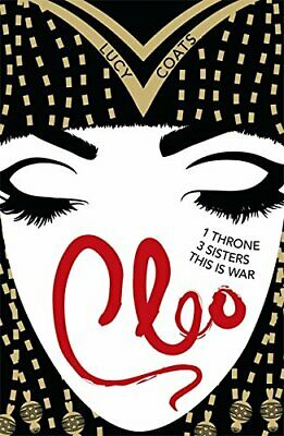 Cleo (Young Cleopatra) By Lucy Coats Book The Cheap Fast Free Post • 4.99£