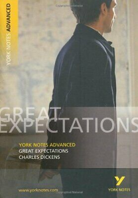 Great Expectations: York Notes Advanced By Messenger, Nigel Paperback Book The • 3.59£