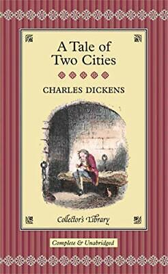 A Tale Of Two Cities (Collector's Library) By Dickens, Charles Hardback Book The • 3.99£
