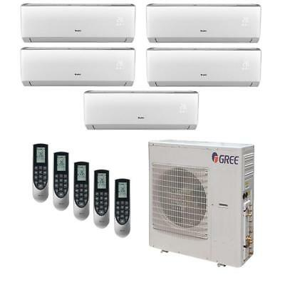 AU9999.99 • Buy GREE Invert Air Conditioner Free Match Multi Split System 5Kw-12Kw