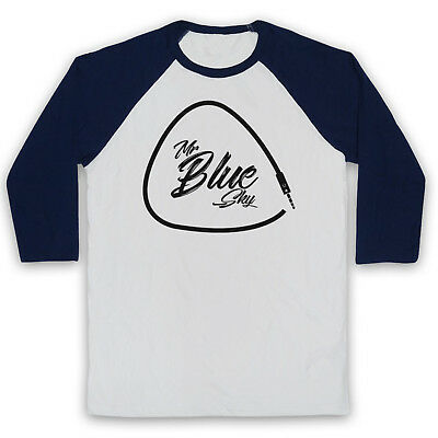 Electric Light Orchestra Elo Unofficial Mr Blue Sky 3/4 Sleeve Baseball Tee • 22.99£