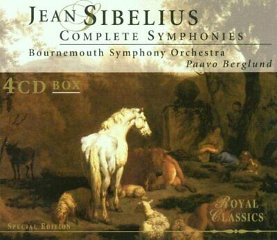 £9.94 • Buy Sibelius: Complete Symphonies -  CD R4VG The Cheap Fast Free Post The Cheap Fast