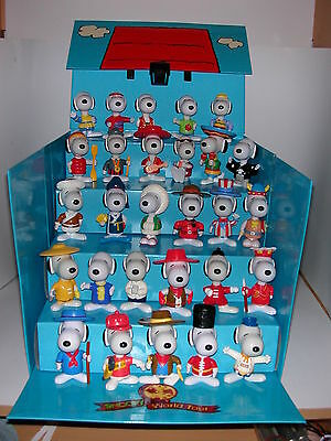 £213.54 • Buy McDonalds Happy Meal Toy --- Snoopy World Tour 1998