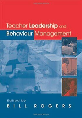 £4.49 • Buy Teacher Leadership And Behaviour Management Paperback Book The Cheap Fast Free