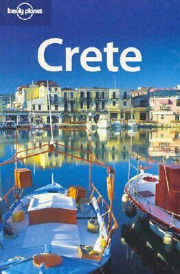 Crete (Lonely Planet Regional Guides) By Kyriakopoulos, Victoria Paperback Book • 3.99£