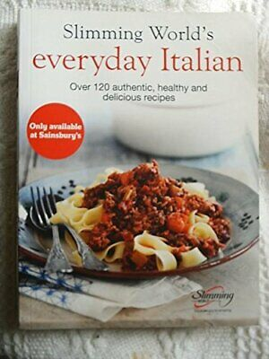 £11.99 • Buy Slimming World's Everyday Italian By Margaret Miles-Bramwell Book The Cheap Fast
