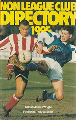£5.99 • Buy The Non-league Club Directory 1995 Paperback Book The Cheap Fast Free Post