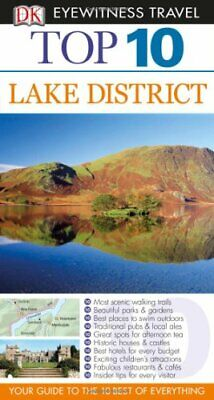 DK Eyewitness Top 10 Travel Guide: Lake District By Smith, Helena Book The Cheap • 3.99£