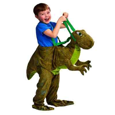 £17.99 • Buy Childs Fancy Dress Up Costume Outfit Dino Unicorn Or Horse Ride On Dinosaur NEW