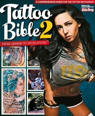 £4.99 • Buy The Tattoo Bible 2 By Smith, Sion Paperback Book The Cheap Fast Free Post