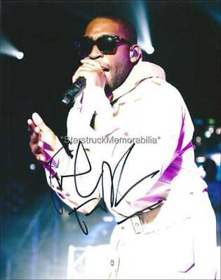 Tinie Tempah Autograph *disc-overy, Demonstration* Hand Signed 10x8 Photo • 24.99£