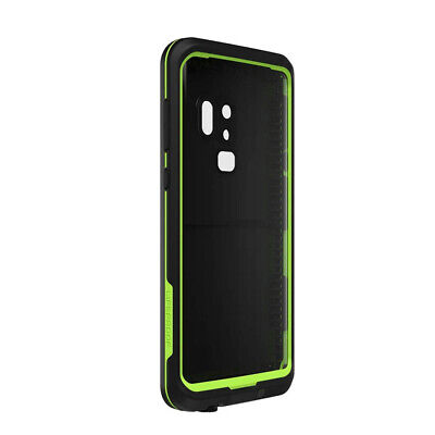 AU89 • Buy LifeProof Fre Waterproof Case/Cover Protection For Samsung Galaxy S9+ Night Lite