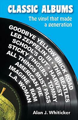 AU31.61 • Buy Classic Albums That Changed My Life: The Vinyl That Made A Generation By Alan J.