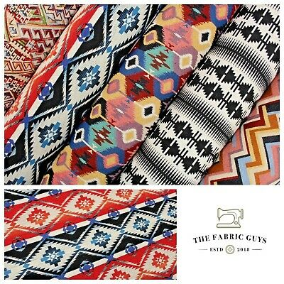 Soft Luxury Tapestry Fabric, 7 Designs, 60 , Upholstery, Curtains, Throws, Bags • 10.99£