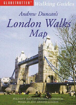 £3.59 • Buy Andrew Duncan's London Walks Map By Andrew Duncan Sheet Map, Folded Book The