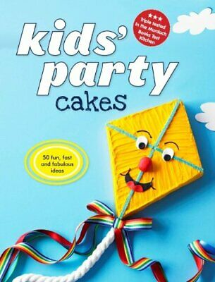 Kids's Party Cakes (Cake Decorating & Baking) By Murdoch Books Book The Cheap • 7.99£