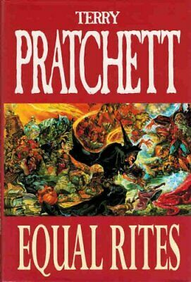 £3.99 • Buy Equal Rights By Pratchett, Terry Book The Cheap Fast Free Post