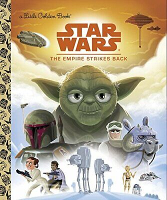 £2.59 • Buy The Empire Strikes Back (Little Golden Books: Star Wars) By Smith, Geof Book The
