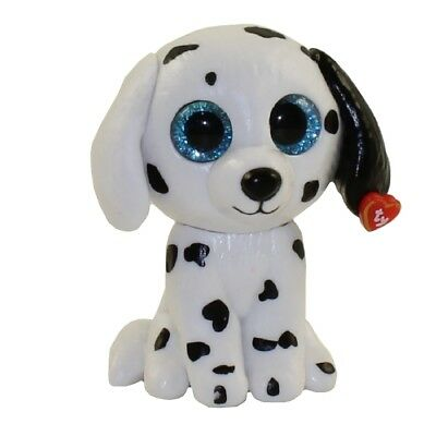 Ty Beanie Babies 6 Catcher The Dalmation Perfect Plush!