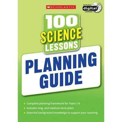 £15.46 • Buy 100 Science Lessons: Planning Guide (100 Lessons - 2014 - Paperback NEW Scholast